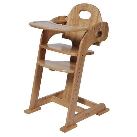 Meegroei Kinderstoel Wit.Meegroei Kinderstoel Tiamo Naturel G75000 Kinderstoelstunter